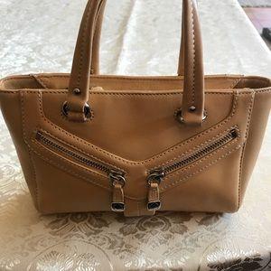 Cole Haan Caramel satchel like new